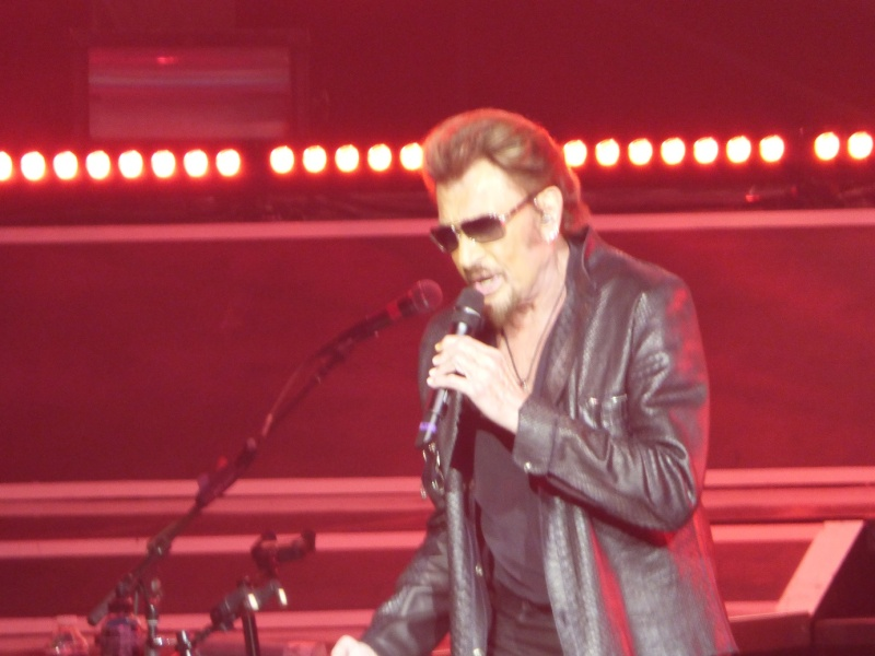 Johnny 22 janvier 2016 à Montpellier Johnny77