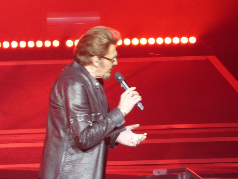 Johnny 22 janvier 2016 à Montpellier Johnny82
