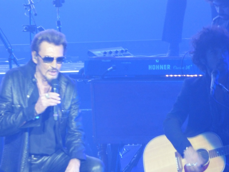 Johnny 22 janvier 2016 à Montpellier Johnny93