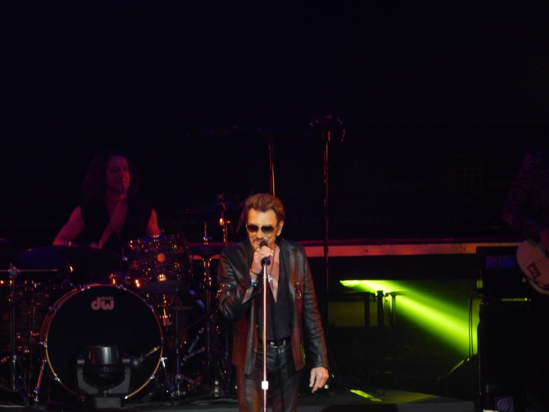 Johnny 22 janvier 2016 à Montpellier Johnny99