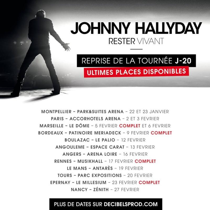 """Tournée 2015/2016 de johnny """"RESTER VIVANT """" Part 2..LA TOURNEE - Page 2 Kaee10"""