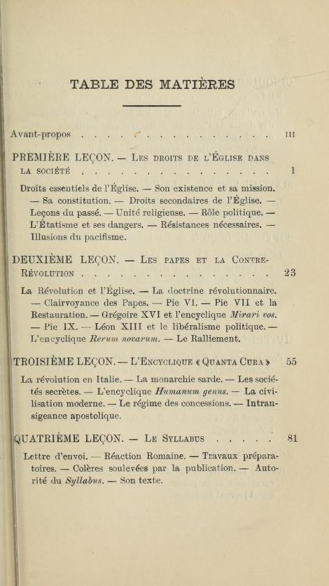 LIENS ou SIGNETS de livres catholiques numérisés - Page 34 Leglis10