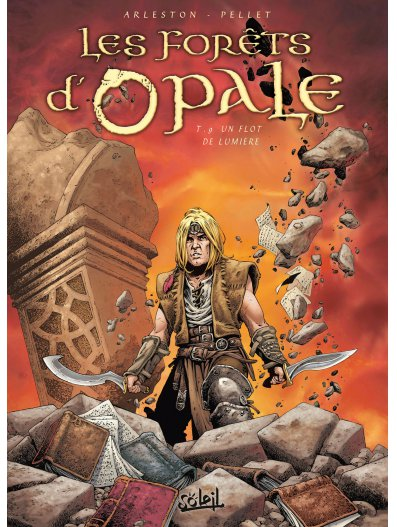 La BD et l'heroic fantasy Foryts10