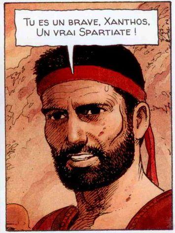 Les Démons de Sparte (Alix Senator 4) - Page 2 Herakl12