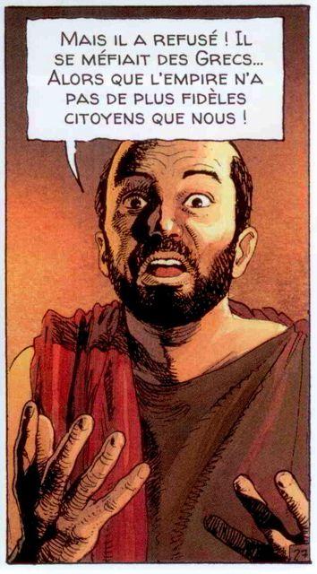 Les Démons de Sparte (Alix Senator 4) - Page 3 Occupa15
