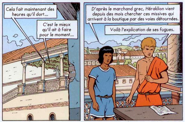 La demeure d'Alix - Page 6 Pardel13