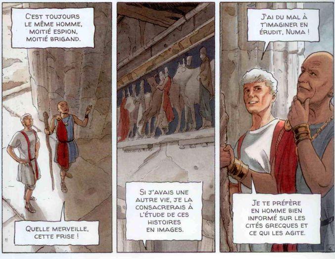 Les Démons de Sparte (Alix Senator 4) - Page 3 Sadoul11