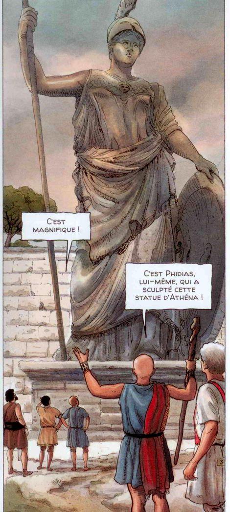 Les Démons de Sparte (Alix Senator 4) - Page 3 Statue10