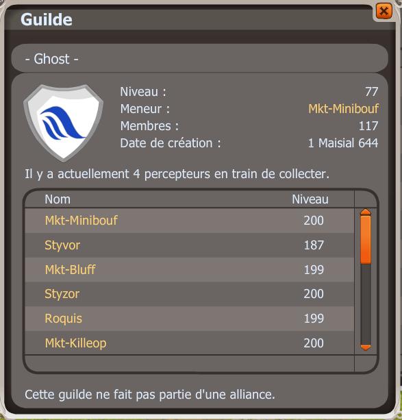 Candidature de la guilde  - Ghost - Ghost10