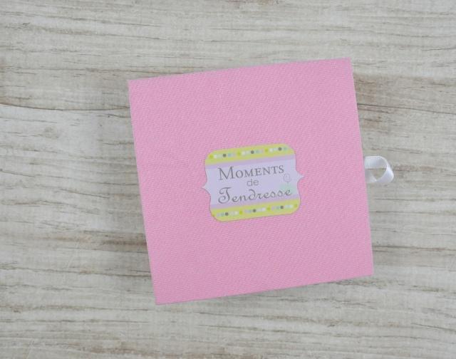 16 novembre : un mini Noël en origami ... Couver10