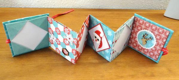 16 novembre : un mini Noël en origami ... Dsc03011