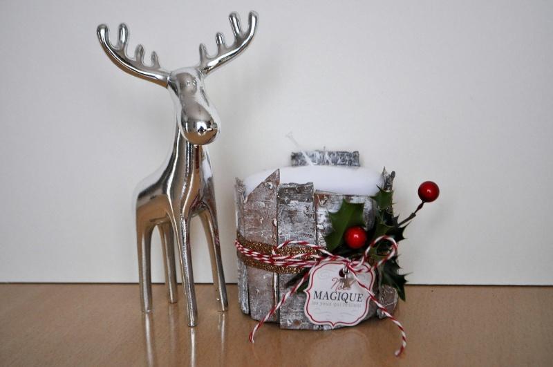 7 décembre : une bougie décorée ... Dsc_0213