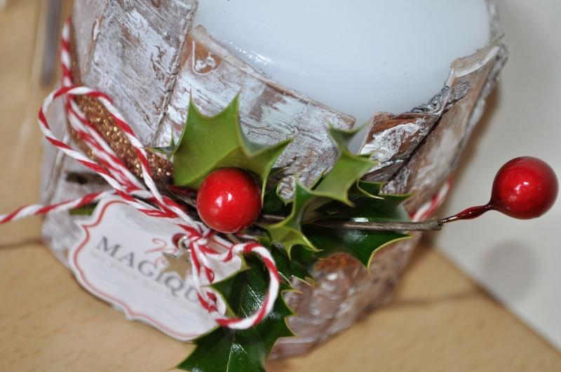 7 décembre : une bougie décorée ... Dsc_0214