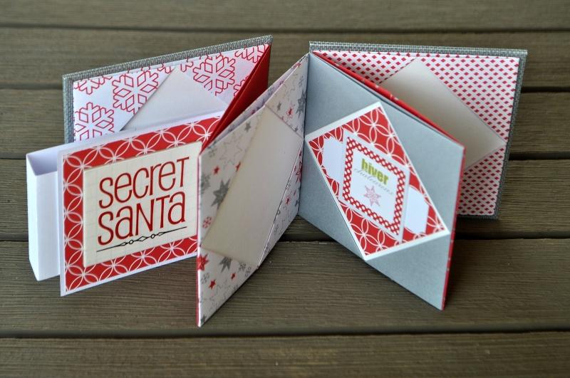 16 novembre : un mini Noël en origami ... Dsc_0712