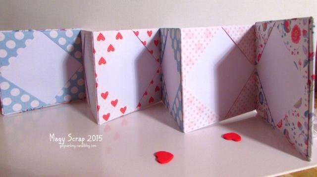 16 novembre : un mini Noël en origami ... Img_8111