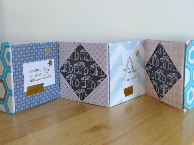16 novembre : un mini Noël en origami ... P1030811