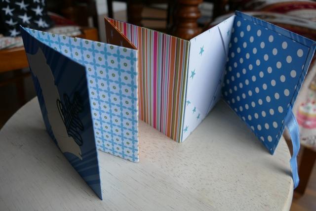 16 novembre : un mini Noël en origami ... P1080511