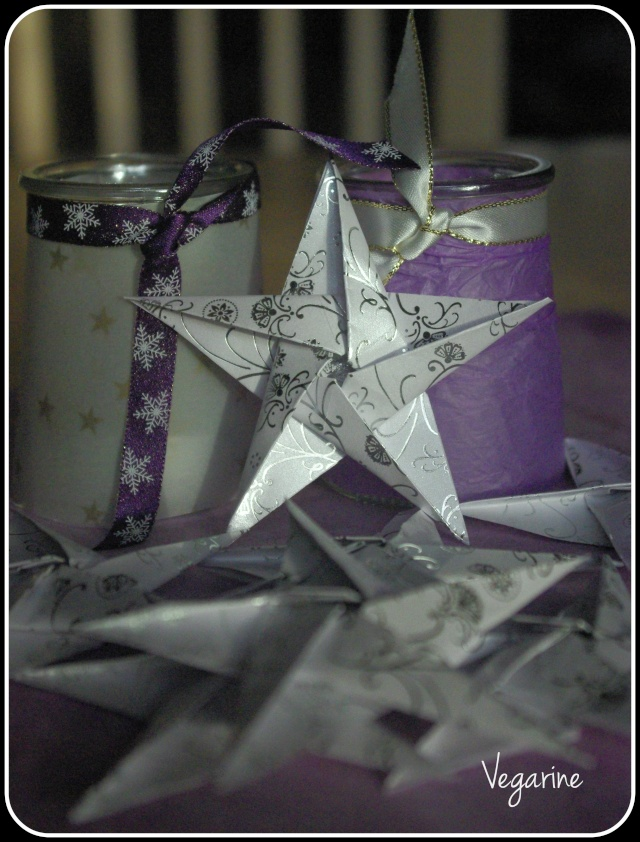 23 novembre : des étoiles ORIGAMI ... Ytoile10