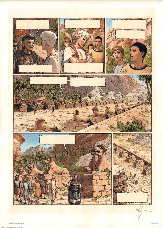 Alix Senator 2 : le dernier pharaon - Page 5 Alix-s12