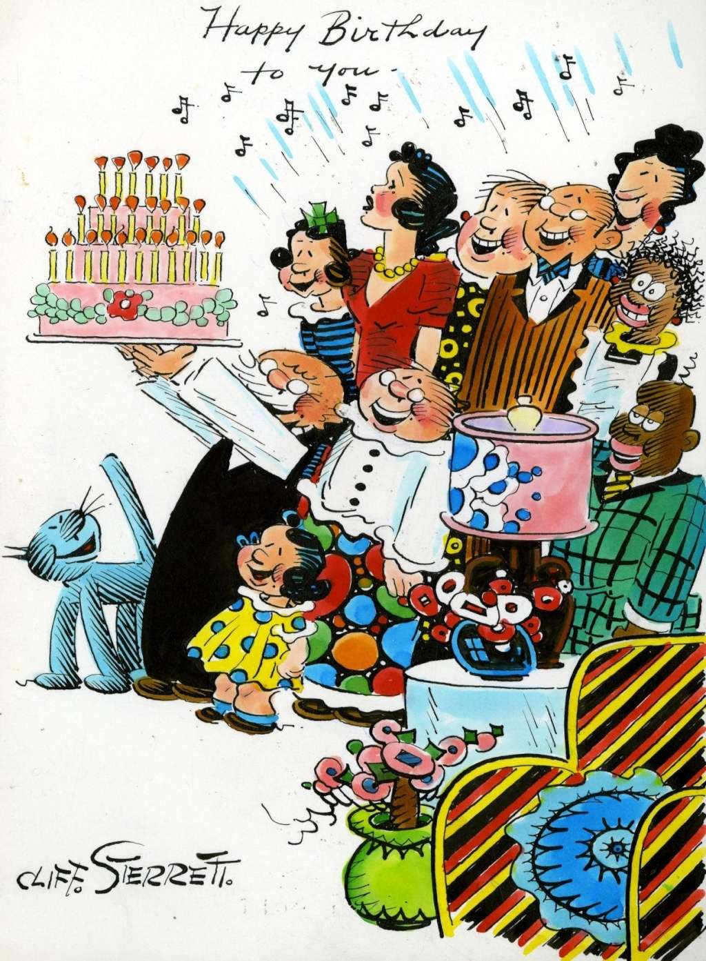 Anniversaire de Snoopy Annivs10