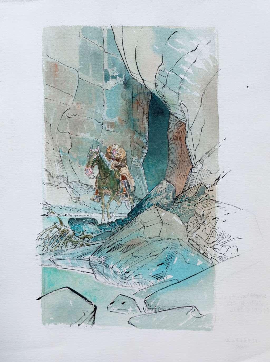 Francois Boucq, un style oscillant entre réalisme cru et humour absurde - Page 2 Bounce10