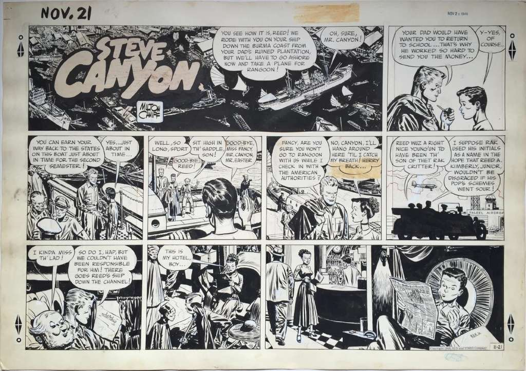 Milton Caniff - Page 5 Caniff13