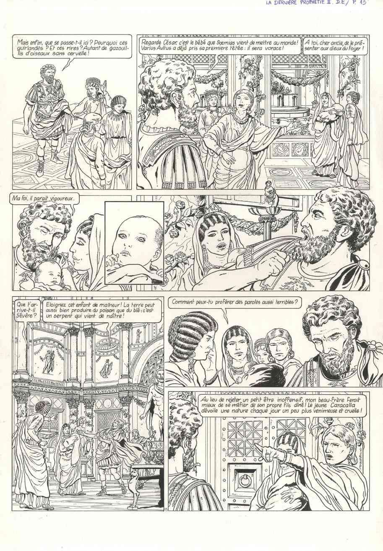 La Dernière Prophétie de Gilles Chaillet - Page 2 Chaill11
