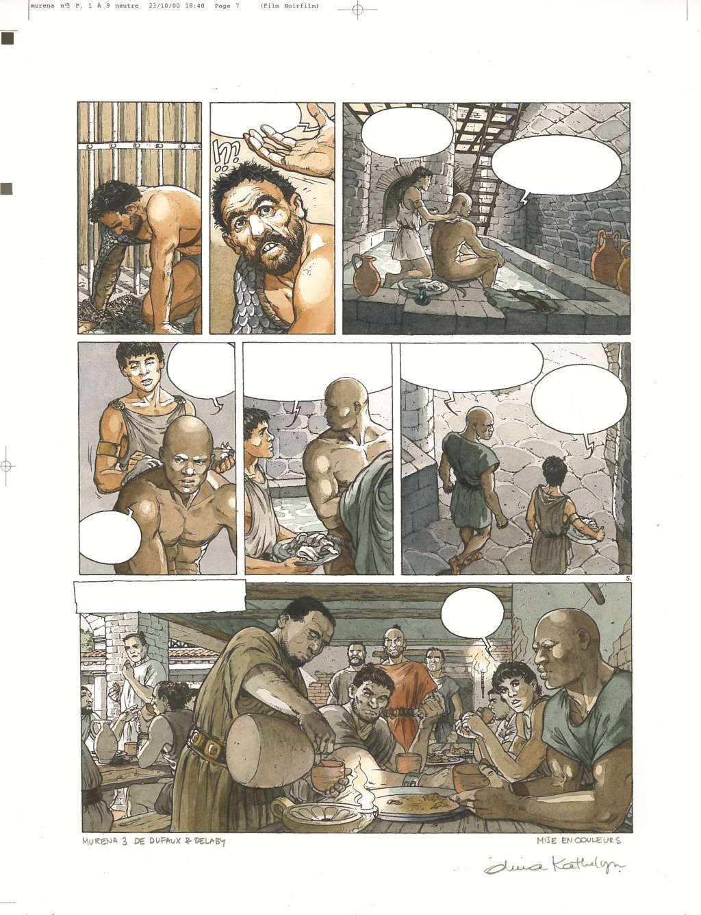 Murena a t-il remplacé Alix ? - Page 6 Delaby14