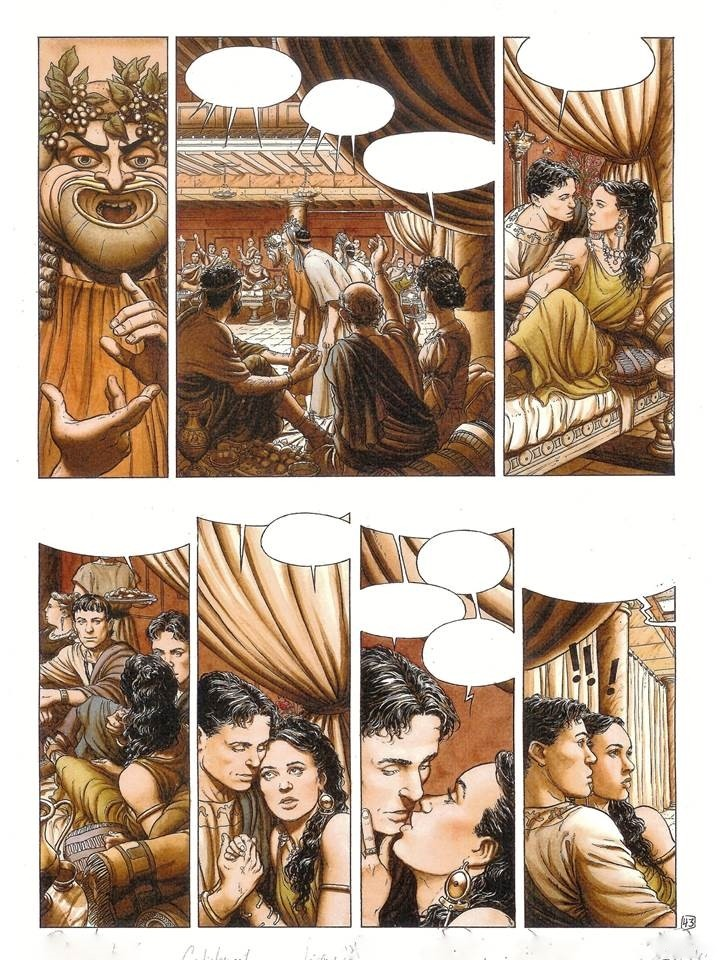 Murena a t-il remplacé Alix ? - Page 6 Delaby15