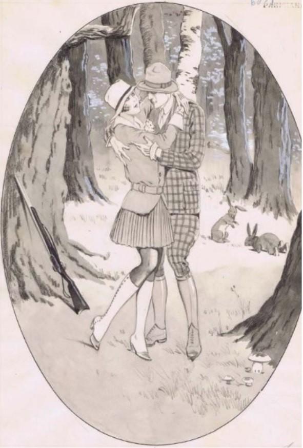 René Giffey dessinateur d'histoire (s) - Page 4 Giffey17