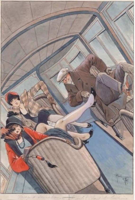 René Giffey dessinateur d'histoire (s) - Page 4 Giffey19