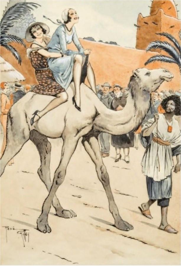 René Giffey dessinateur d'histoire (s) - Page 5 Giffey24