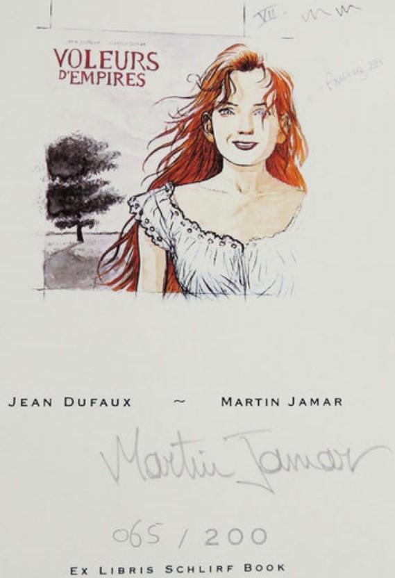 Double Masque et autres BD de Dufaux et Jamar Jamarp10