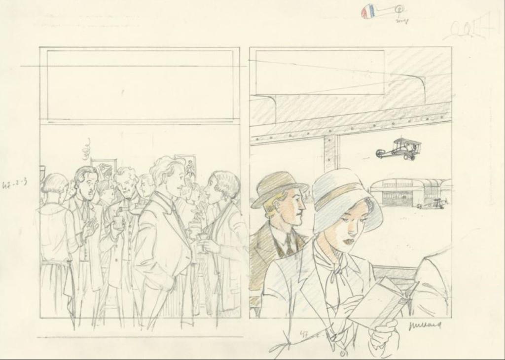Pleins feux sur Edgar Pierre JACOBS et Blake et Mortimer (2ème partie en cours) - Page 18 Juilla13