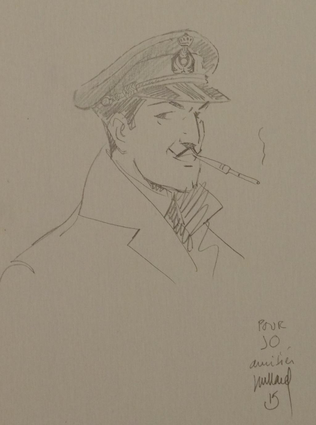 Pleins feux sur Edgar Pierre JACOBS et Blake et Mortimer (2ème partie en cours) - Page 19 Juilla24