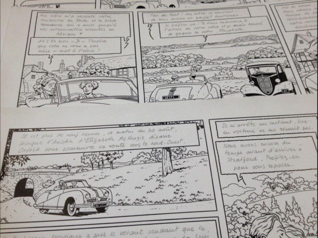 Pleins feux sur Edgar Pierre JACOBS et Blake et Mortimer (2ème partie en cours) - Page 19 Juilla29