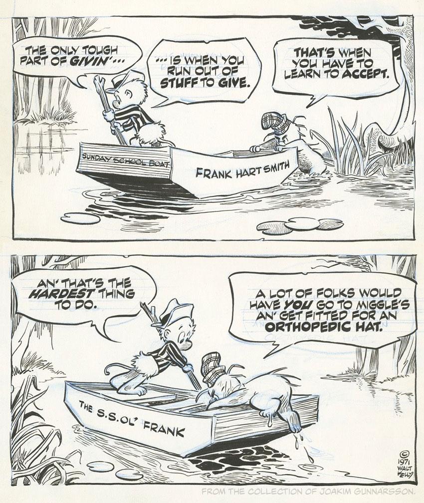 Walt KELLY et Pogo - Page 7 Kellyn10