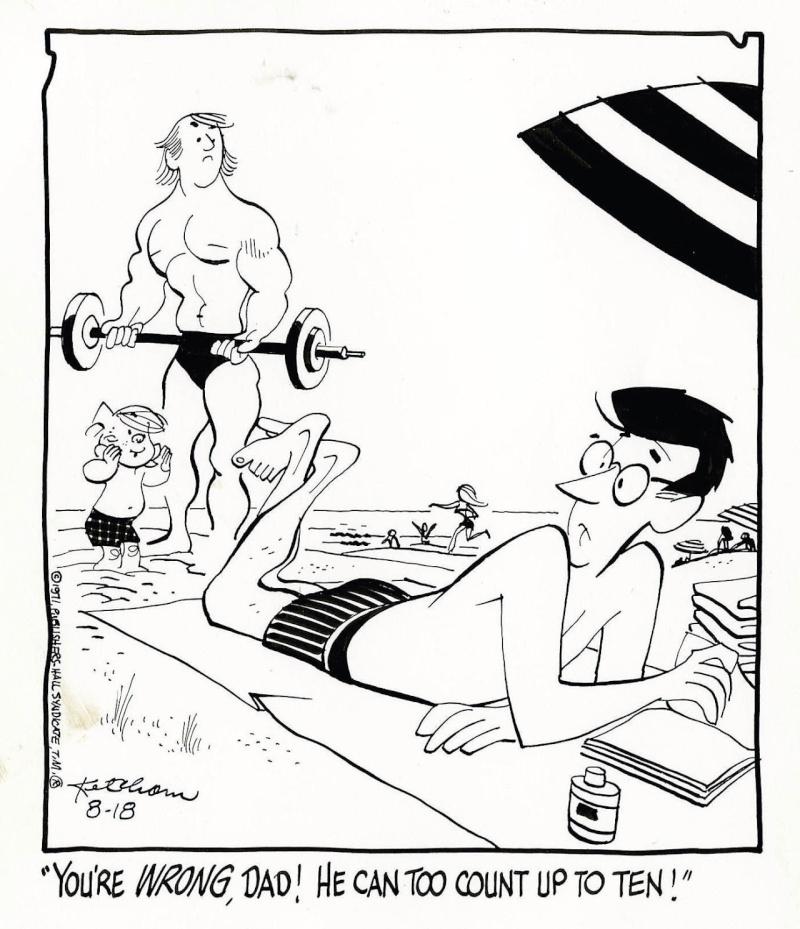 Hank Ketcham et Dennis the Menace ( Denis la Malice ) - Page 4 Ketcha12