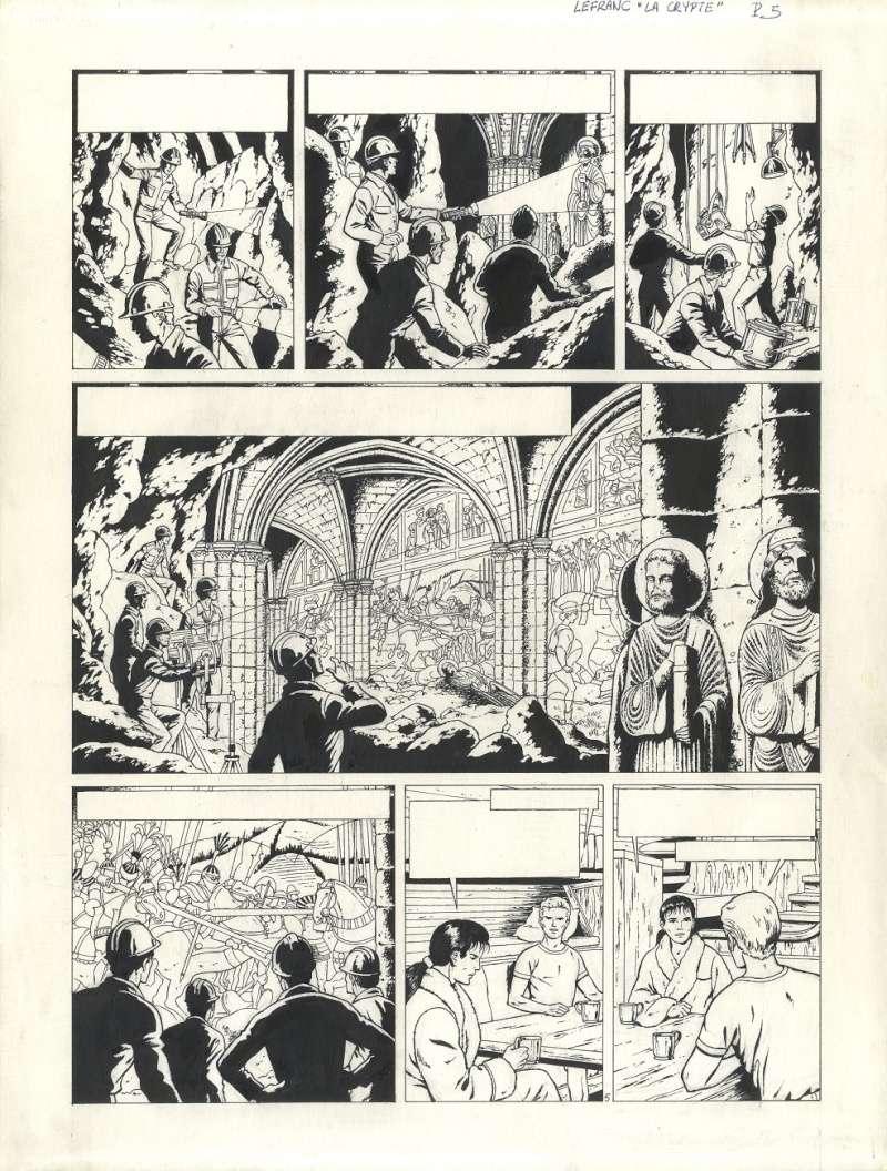 La crypte - Page 2 Lefran13