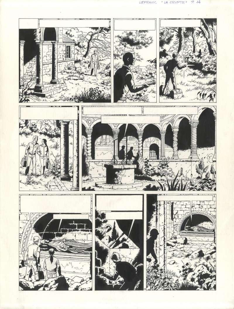 La crypte - Page 2 Lefran14