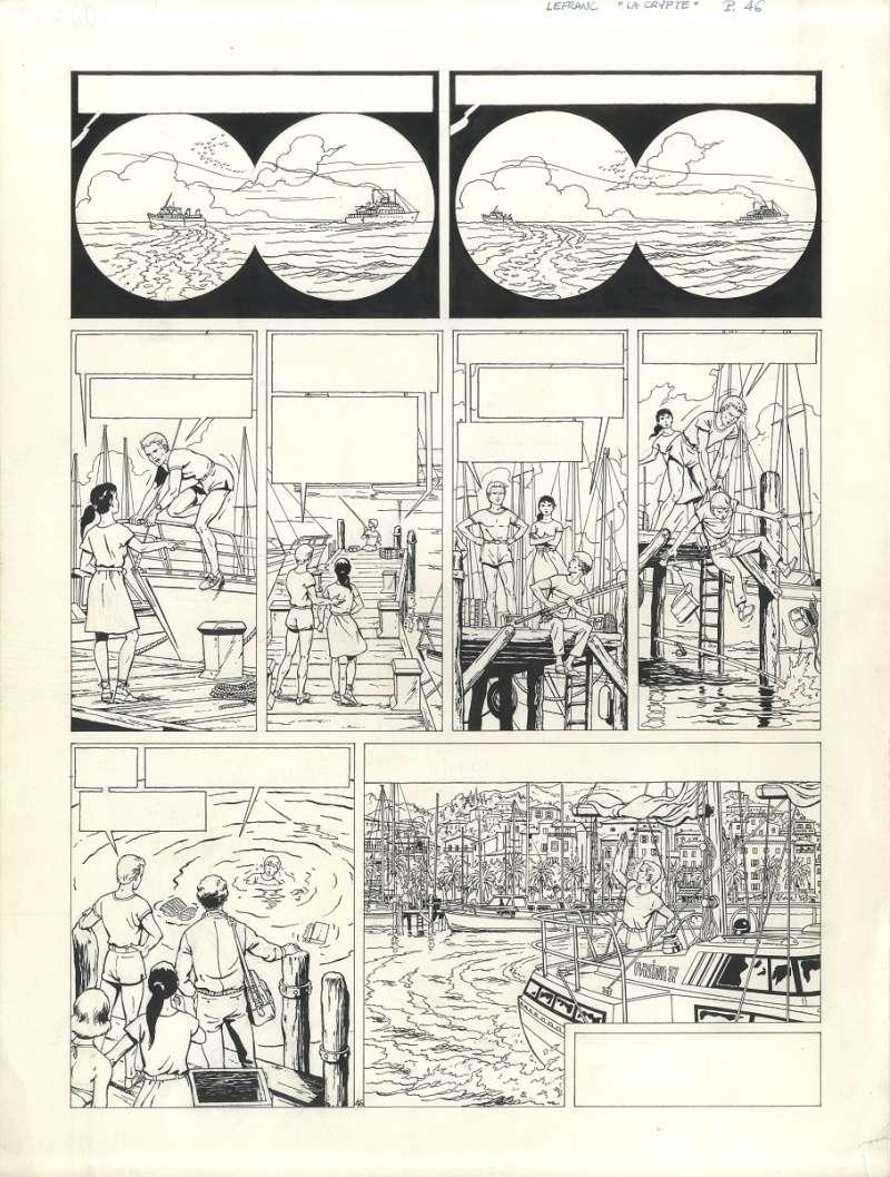 La crypte - Page 2 Lefran16