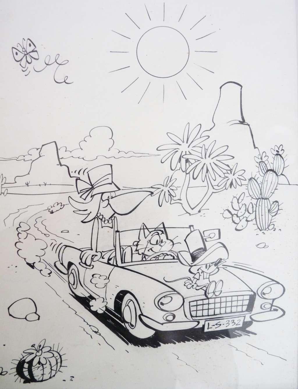 Le cadre merveilleux de Raymond Macherot - Page 13 Macher19