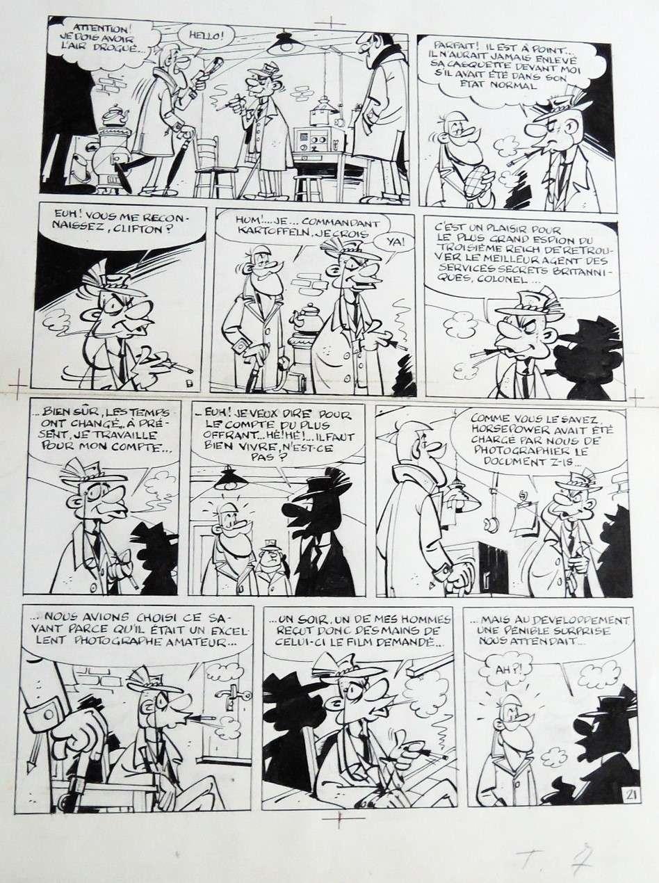 Le cadre merveilleux de Raymond Macherot - Page 14 Macher20