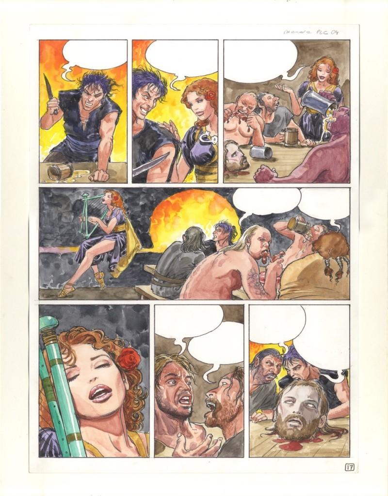 Manara, du côté d'Eros...et d'ailleurs - Page 3 Manara10
