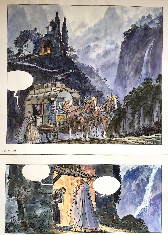 Manara, du côté d'Eros...et d'ailleurs - Page 3 Manara15