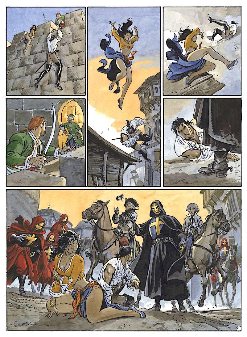 Marini : les autres BD - Page 2 Marini17