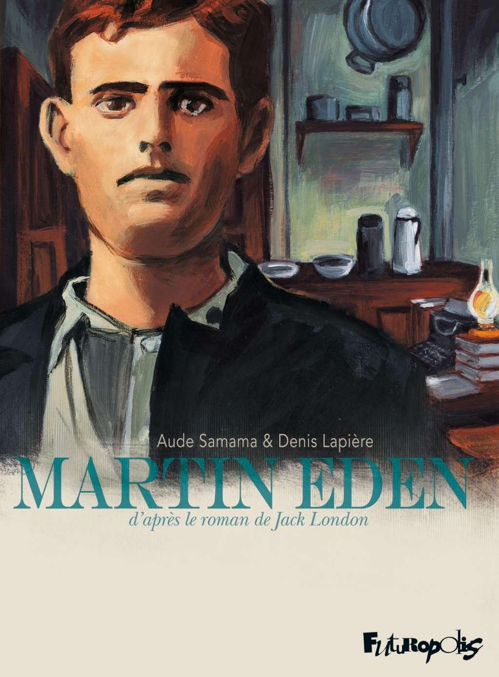 Bande dessinée et littérature Martin20