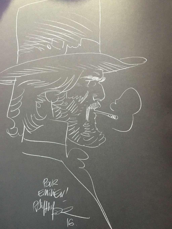 Undertaker : un nouveau western de Ralph Meyer et Xavier Dorison - Page 2 Meyer-10