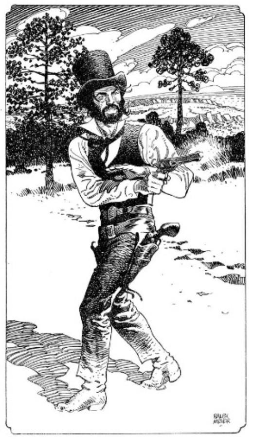 Undertaker : un nouveau western de Ralph Meyer et Xavier Dorison - Page 2 Meyeru10