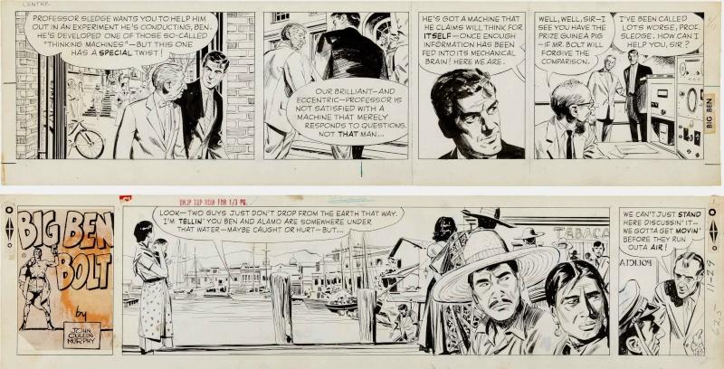 """""""Quatre boules de cuir"""" (Big Ben Bolt) - Page 2 Murphy10"""